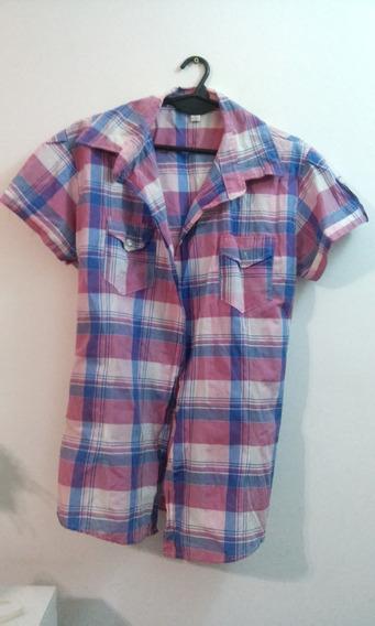 Combo De Remera Y Camisas