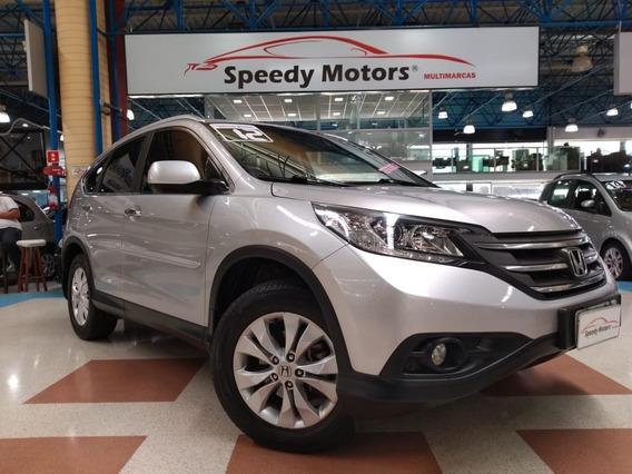 Honda Crv 2.0 Exl 4x4 Com Teto