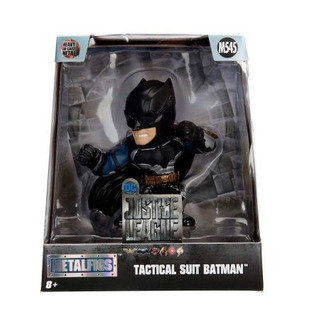Metalfigs Muñeco De Metal Tactical Batman Jada Local Envió