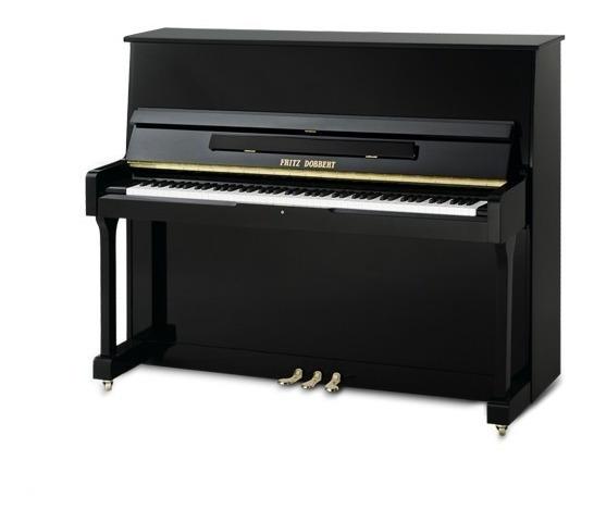 Piano Fritz Dobbert Fd 126 Novo De Fabrica Lacrado Na Caixa
