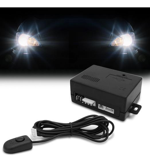 Sensor Luminosidade Do Farol Evite Multas Crepuscular