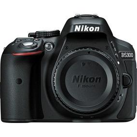 Câmera Nikon D5300 - Somente Corpo + Recibo E Garantia