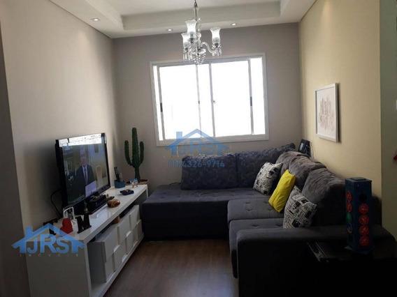 Condomínio Inspire Águas Apartamento Com 2 Dormitórios À Venda, 51 M² Por R$ 287.000 - Vila São João - Barueri/sp - Ap2385