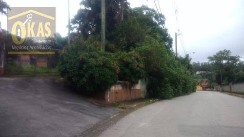 Imagem 1 de 7 de Chácara À Venda, 2191 M² Por R$ 390.000,00 - Vila São Pedro - Suzano/sp - Ch0045