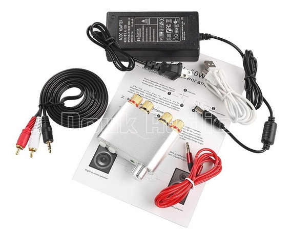 Amplificador Bluetooth Nobsound Ns-10g 100w Pura Potência