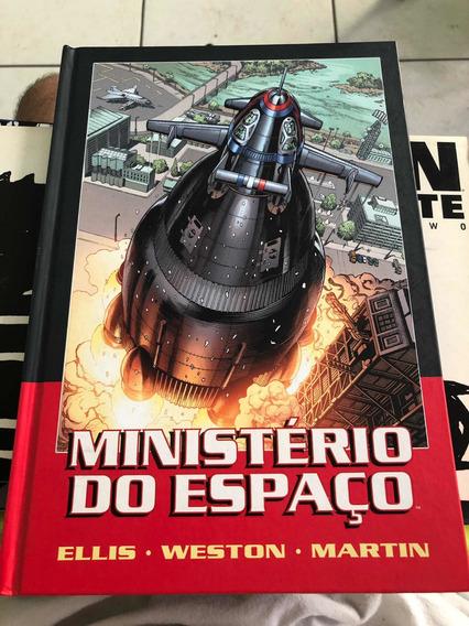 Ministério Do Espaço Hq ( Capa Dura)