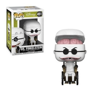 Funko Pop! Nightmare Before Christmas 25th: Dr. Finkelstein