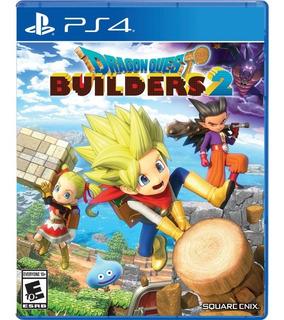 Dragon Quest Builders 2 - Ps4 - Digital - Manvicio