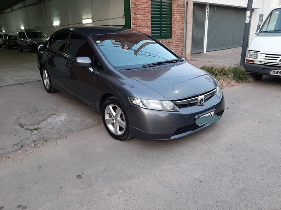 Honda Civic 1.8 Lxs At 2007