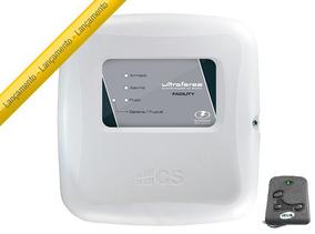 Central Ultraforce Cs + Bateria + Protetor De Surto