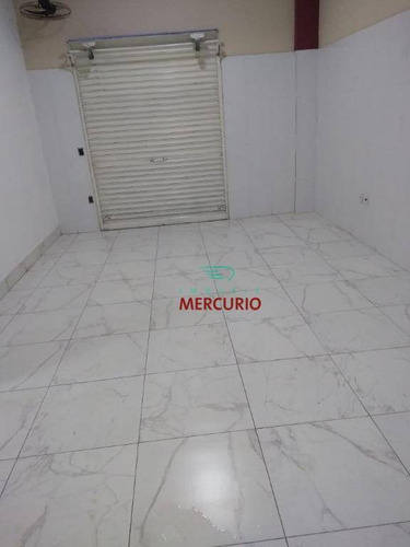 Imagem 1 de 5 de Sala Para Alugar, 35 M² Por R$ 700,00/mês - Vila Nova Santa Luzia - Bauru/sp - Sa0157