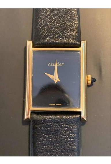 Relógio Cartier Tank Feminino Original!