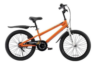Bicicleta Royal Baby Freestyle Rod 20 - Sd Bicicletas