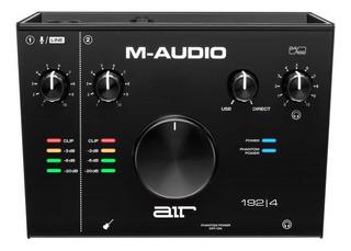 Interfaz De Audio M-audio Air192x4 Profesional Usb Interface