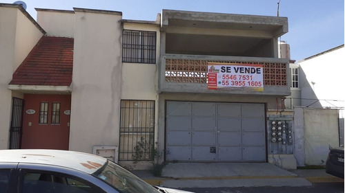 Imagen 1 de 27 de Paseos De Chalco Casa Residencial En Venta Chalco Estado De