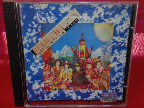 Cd Rolling Stones - Their Satanic Majesties Request
