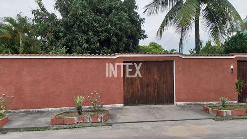 Casa Linear Para Venda No Columbande, São Gonnçalo - Rj - Ca00427 - 69341798