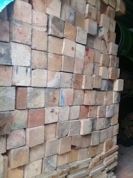 100 Polines De 120cmx7cm Cuadrado De Paletts