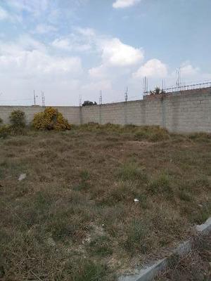 Terreno En Venta En San Mateo Otzacatipan, Toluca