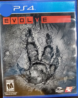 Evolve Ps4 Infinity Games