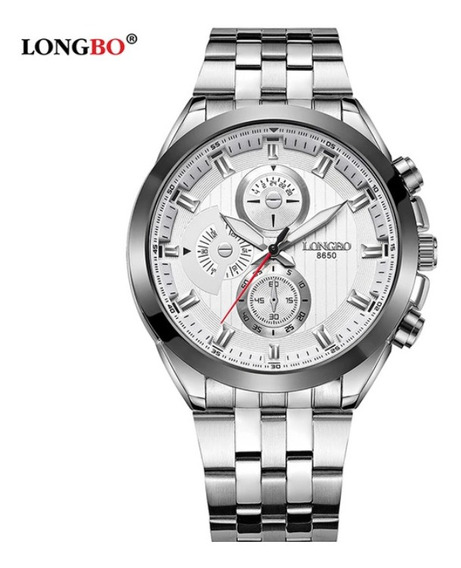 Relógio Longbo 8650