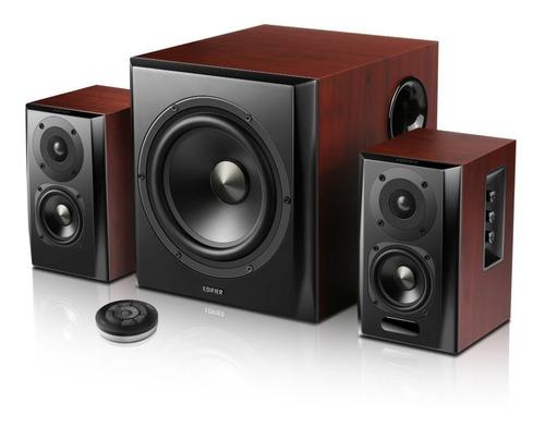 Parlantes Edifier S350db 2.1 150w Optico Bluetooth C/remoto