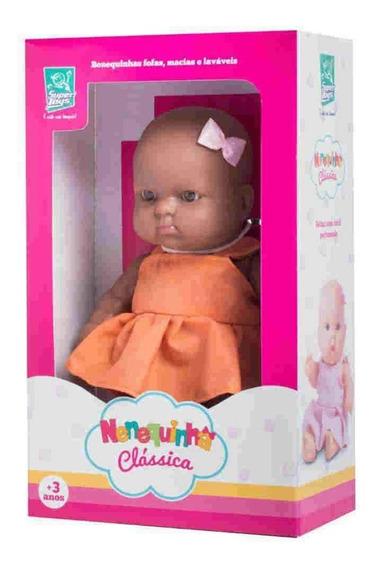 Boneca Nenequinha Negra