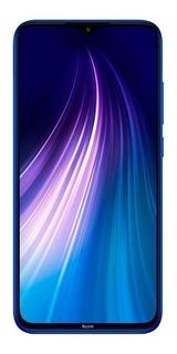 Xiaomi Redmi Note 8 128gb Rom E 6bg Ram Novo Lacrado Azul