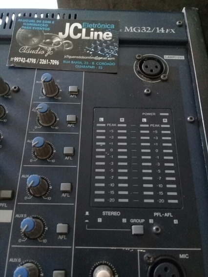 Masa De Som Yamaha Mg 32/14fx