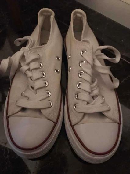 Zapato Deportivo Tipo Converse