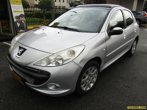 Peugeot 207 Compact Mt 1.6cc Aa Ct