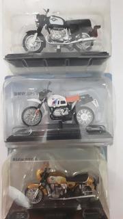 Miniaturas Moto Bmw 1/24 (3 Unidades)