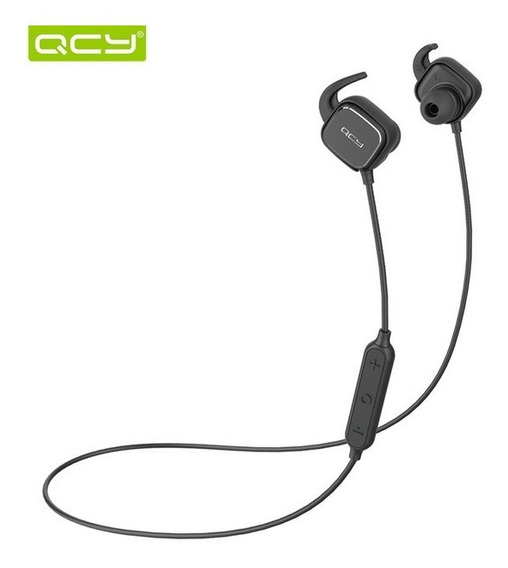 Fone Bluetooth Qcy Qy12 Earbuds In Ear - Design Magnético