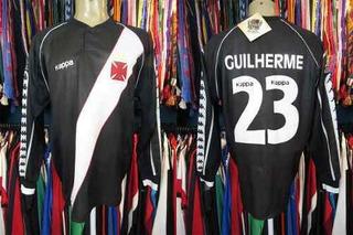 Vasco Da Gama Mundial 1998 Camisa Reserva G # 23 Guilherme.