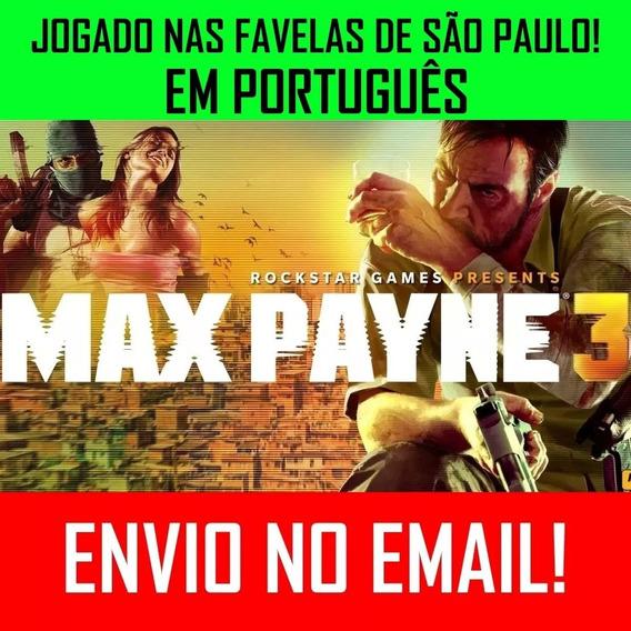 Max Payne 3 Pc