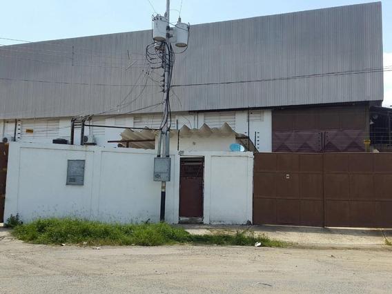 Galpones+terreno En Venta Z.industrial Darwin P 04244534840