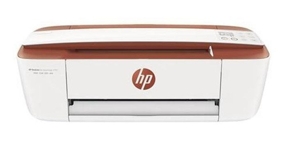 Multifuncional Hp Deskjet Ink Advantage 3786, Vermelha