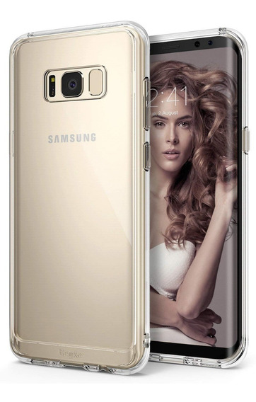 Funda Rigida Bumper Ringke Fusion Samsung Galaxy S8 /s8 Plus . Seleccione Correctamente. Shock Absorption Technology