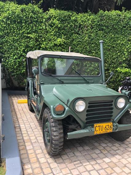 Jeep General M151 Militar 1979 Lindísimo (mutt)
