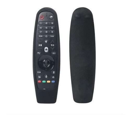 Capa Silicone Controle Tv Lg Smart An-mr600/650/18ba/19ba