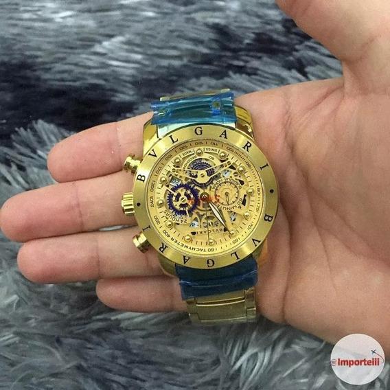 Relógio Masculino Bv - Frete Grátis