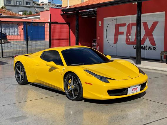 Ferrari 458 Spider 4.5 V8 Gasolina F1-dct