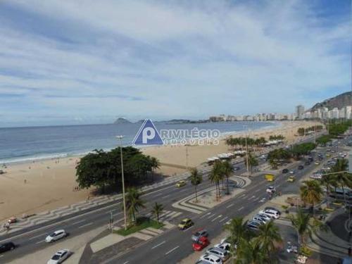 Imagem 1 de 16 de Apartamento À Venda, 2 Quartos, Copacabana - Rio De Janeiro/rj - 16691