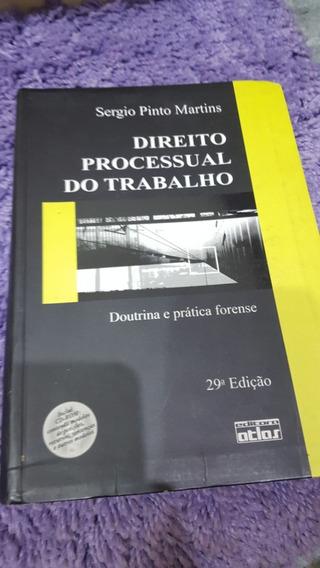 Livro Direito Processual Do Trabalho- 29ª Edição