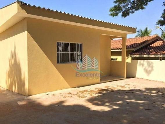 Casa Com 3 Dormitórios À Venda, 80 M² Por R$ 255.000 - Vila Real - Hortolândia/sp - Ca0650