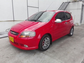 Chevrolet Aveo Gti Mc 1.6 Md 2009