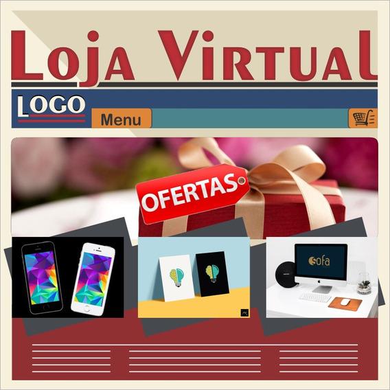 Loja Virtual (e-commerce) - Venda Seus Produtos On-line