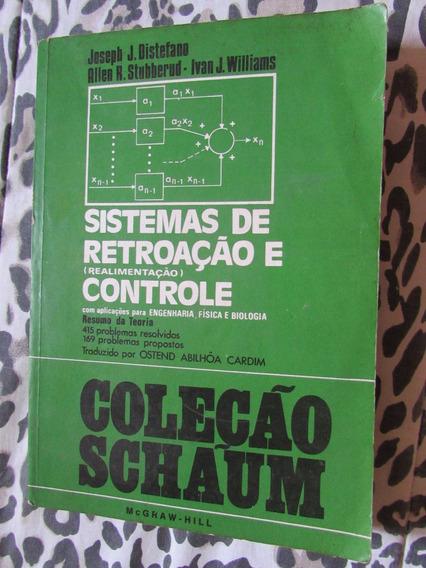 Sistema De Retroação E Controle - Joseph J. Distefano Schaum