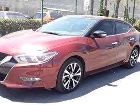 Nissan Maxima Exclusive 2017 Excelente!