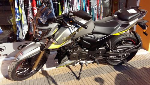 Tvs 200 Rtr 0km - El Flaco Motos